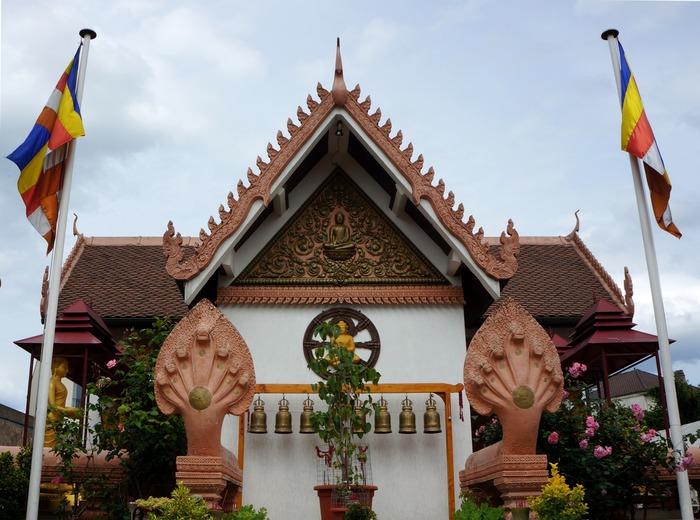 Journées du patrimoine 2018 - Visite guidée du temple bouddhiste de Créteil
