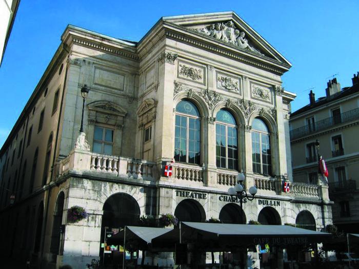 Journées du patrimoine 2018 - Visite guidée du théâtre Charles Dullin.