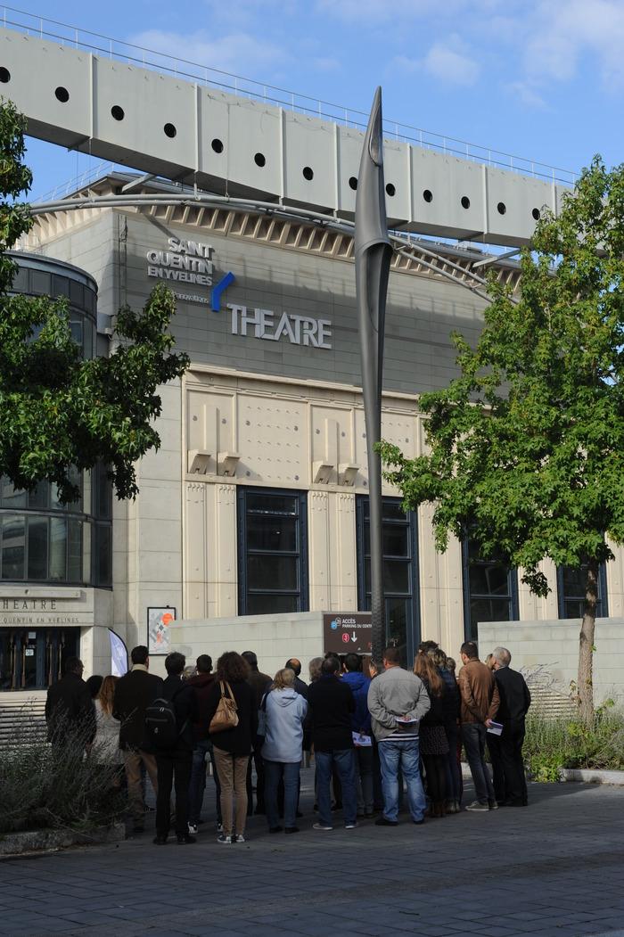 Journées du patrimoine 2018 - Visite guidée du Théâtre de Saint-Quentin-en-Yvelines