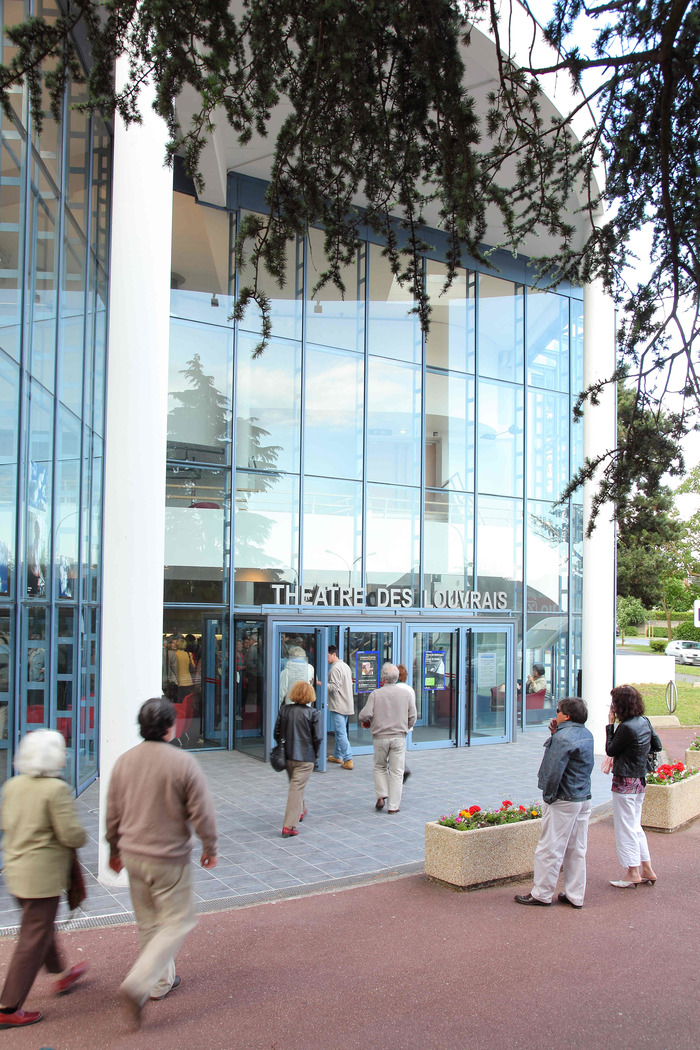 Journées du patrimoine 2018 - Visite guidée du théâtre l'Apostrophe et de ses coulisses