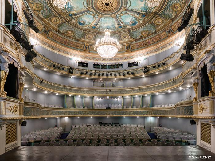 Journées du patrimoine 2018 - Visite guidée du Théâtre Montansier
