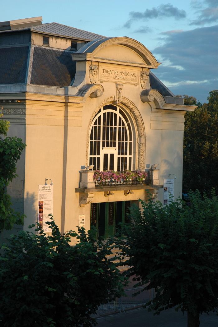 Journées du patrimoine 2018 - Visite guidée du théâtre municipal