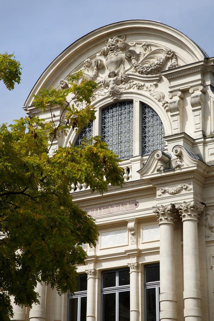 Journées du patrimoine 2018 - Visite guidée du Théâtre Victor Hugo