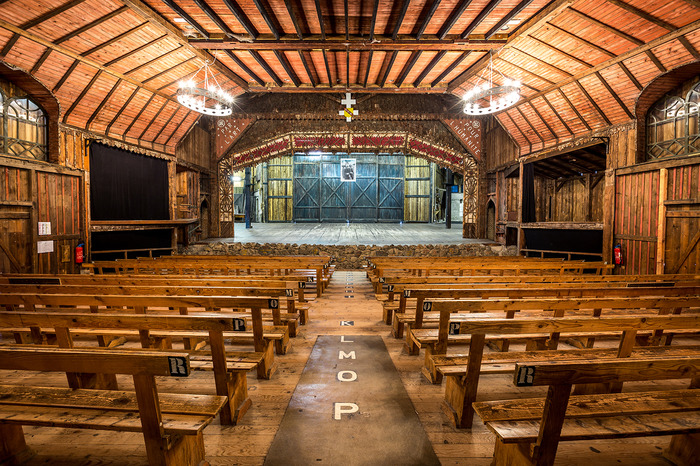 Journées du patrimoine 2018 - Visite guidée du Théâtre du Peuple - Maurice Pottecher