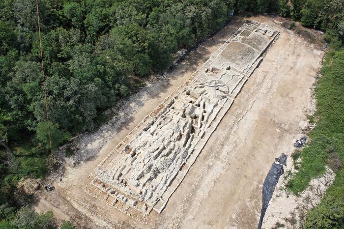 Journées du patrimoine 2018 - Visite guidée du tumulus de Péré à Prissé-la-Charrière