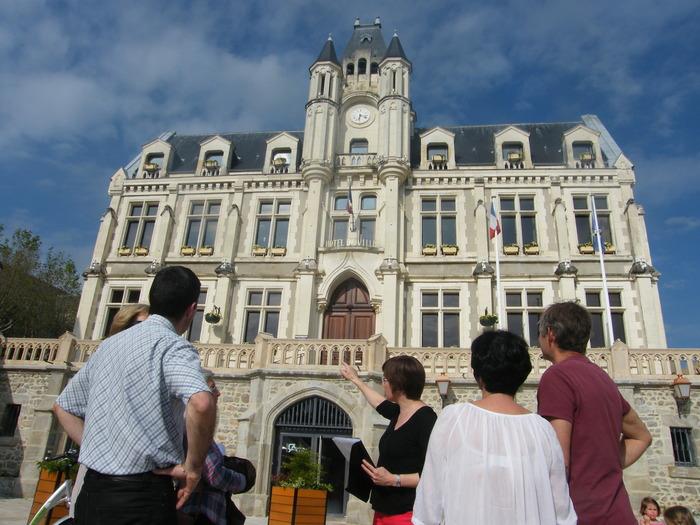 Journées du patrimoine 2018 - Visite commentée du vieux bourg.