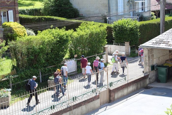 Journées du patrimoine 2018 - Circuit du village brossier