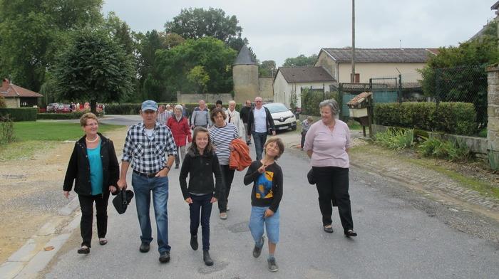Journées du patrimoine 2018 - Visite guidée du village de Laneuville-sur-Meuse