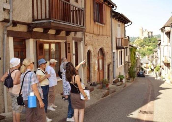Crédits image : Office de Tourisme de Najac