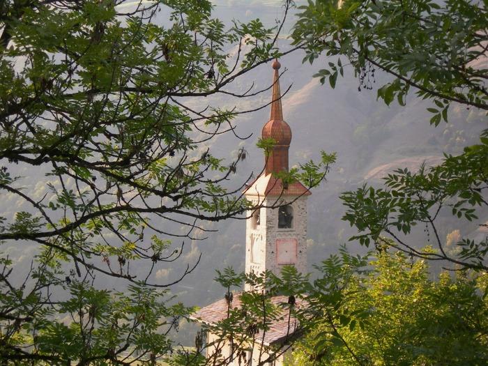 Journées du patrimoine 2018 - Visite guidée du village et de l'église Saint Michel.