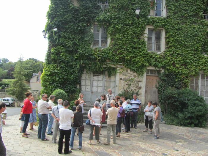Journées du patrimoine 2018 - Visite guidée du village médiéval