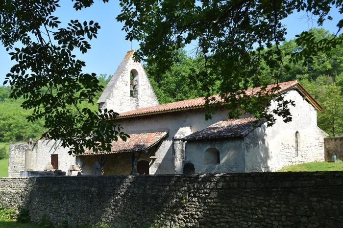 Journées du patrimoine 2018 - Visite guidée de l'église de Collongues