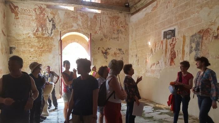 Journées du patrimoine 2018 - Visite guidée de l'église de Loucé