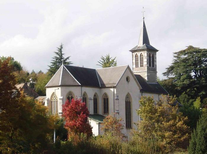 Journées du patrimoine 2018 - Visite commentée de l'église Notre-Dame de la Nativité.