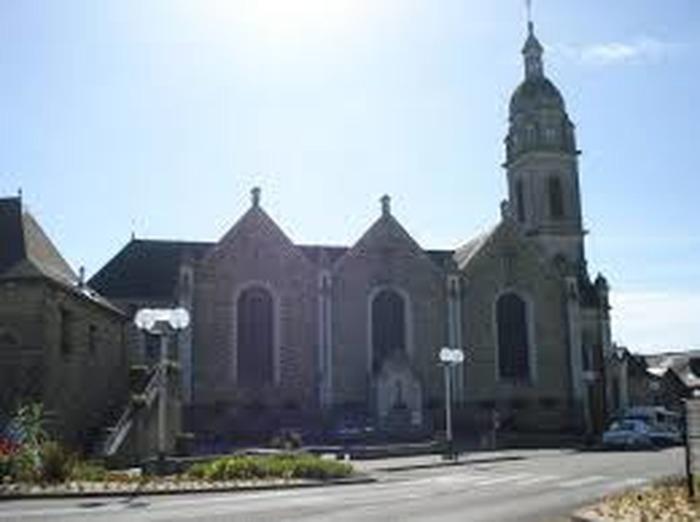 Journées du patrimoine 2018 - visite guidée Eglise Saint Pierre et Saint Paul