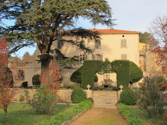 Journées du patrimoine 2018 - Visite guidée en groupe du parc et de l'entrée du château Peiresc :