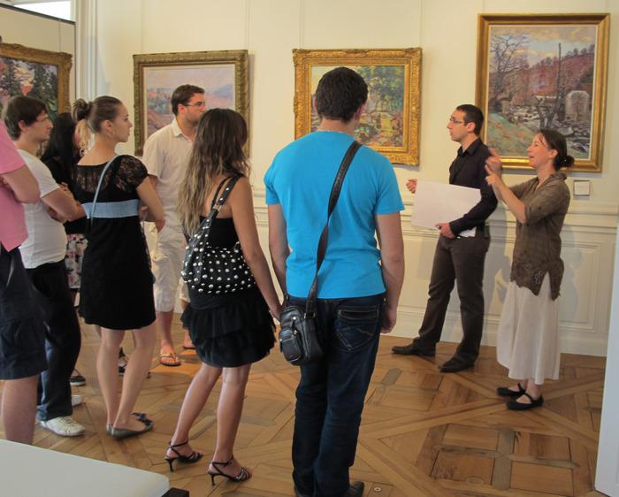 Journées du patrimoine 2018 - À la découverte de la collection sur l'Histoire de Limoges en (LSF)
