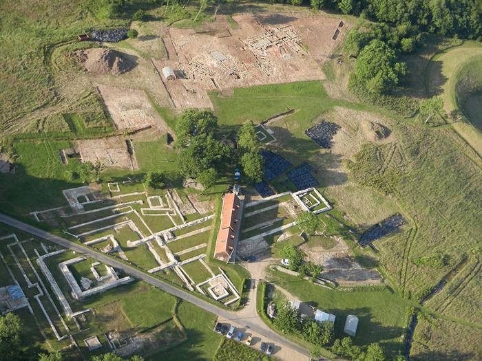 Journées du patrimoine 2018 - Visite guidée du site archéologique du Bois-l'Abbé