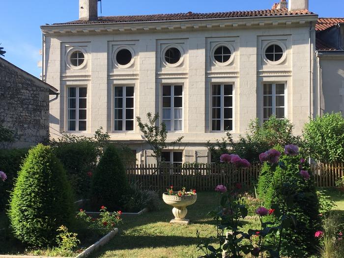 Journées du patrimoine 2018 - Visite guidée et commentée de l'hôtel particulier du 18ème siècle