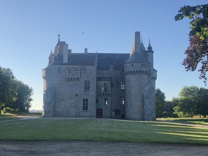 Journées du patrimoine 2018 - visite guidée et commentée du Château de Kerouzéré