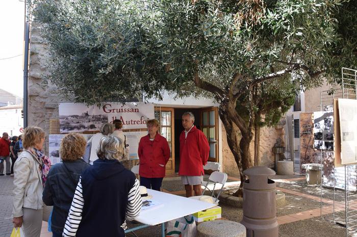 Journées du patrimoine 2018 - Visite guidée de Gruissan
