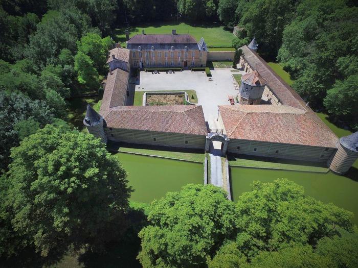 Journées du patrimoine 2018 - Visite guidée et libre du Château de Braux-Sainte-Cohière et de sa restauration