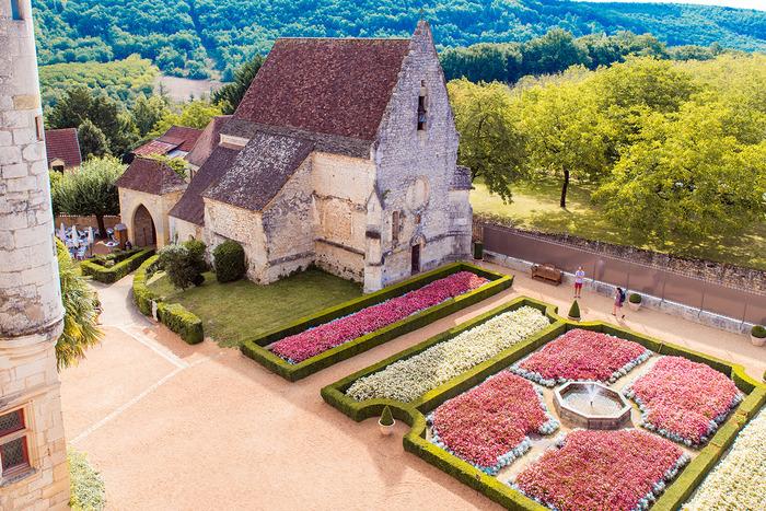 Journées du patrimoine 2018 - Visite guidée exceptionnelle de la chapelle du château des Milandes