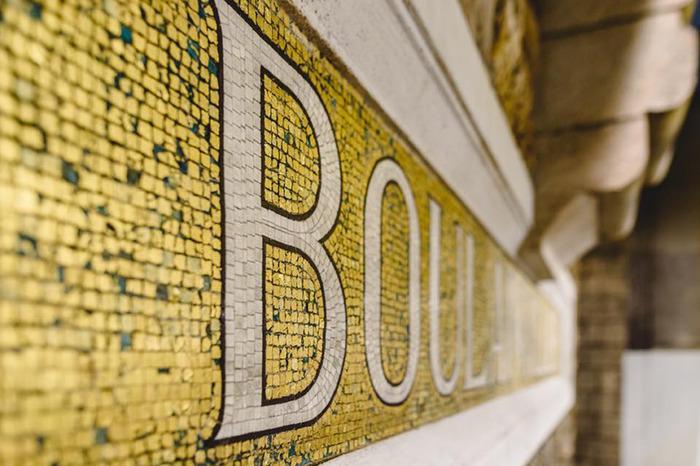 Journées du patrimoine 2018 - Visite guidée gare de Boulainvilliers