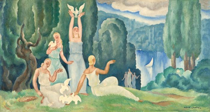 Journées du patrimoine 2018 - Visite guidée : Histoire d'oeuvres