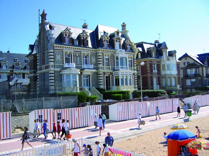 Journées du patrimoine 2018 - Visite guidée « Houlgate, mer, histoire et architecture »