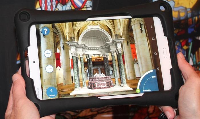 Journées du patrimoine 2018 - Visite guidée interactive de la Collégiale Saint-Martin