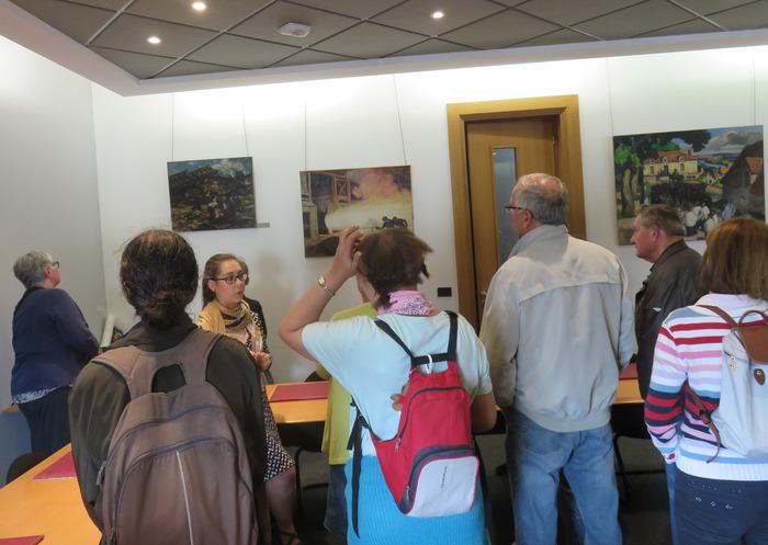 Journées du patrimoine 2018 - Visite guidée : l'œuvre de Gaston Balande, un peintre et une collection d'exception