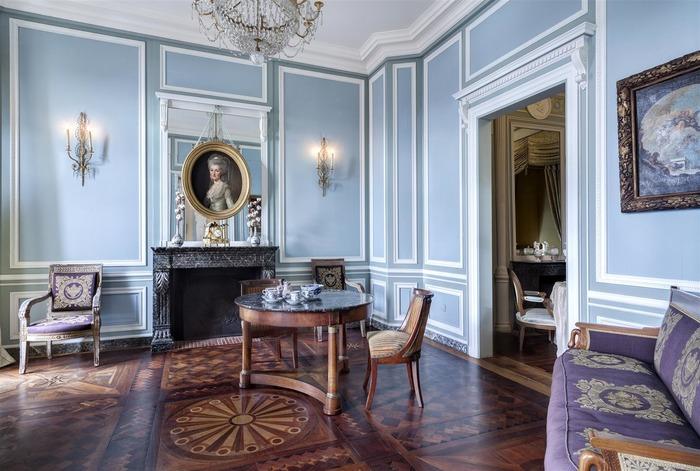 Crédits image : Maison de l'Armateur-Grand salon© F.Dugué_F.Carnuccini_IMAGE