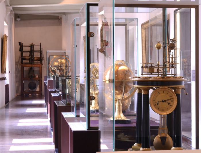 Journées du patrimoine 2017 - Visite guidée La mesure du temps