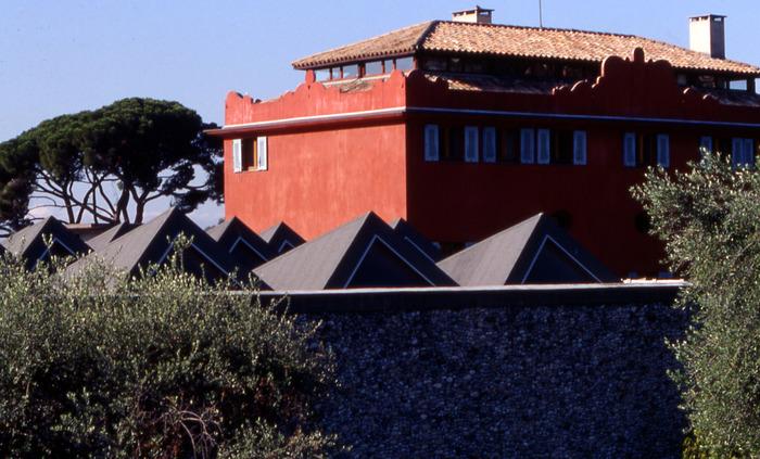 Journées du patrimoine 2019 - Visite guidée : «La Villa Arson, du patrimoine historique et architectural à l'établissement dédié à l'art contemporain»