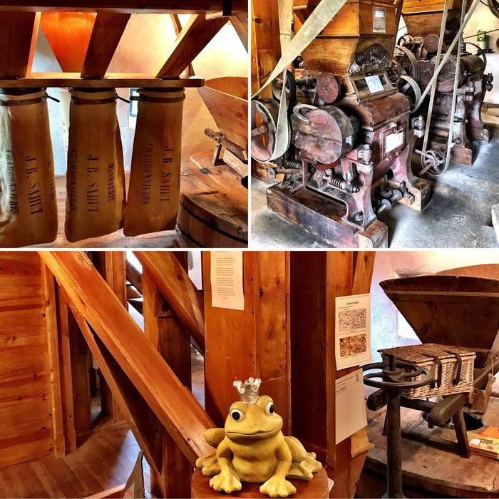 Journées du patrimoine 2018 - Visite commentée « Le moulin d'Edmond».