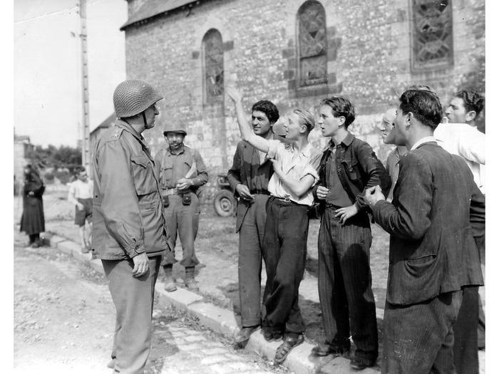 Journées du patrimoine 2018 - Visite guidée : libération de Bagnoles de l'Orne