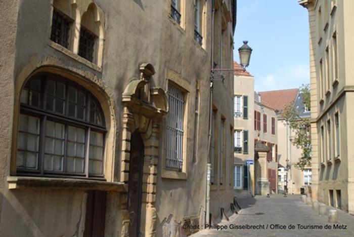 Journées du patrimoine 2018 - Visite guidée Metz médiévale