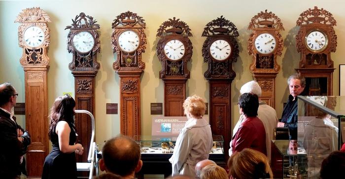 Crédits image : Musée de l'horlogerie de Saint-Nicolas d'Aliermont