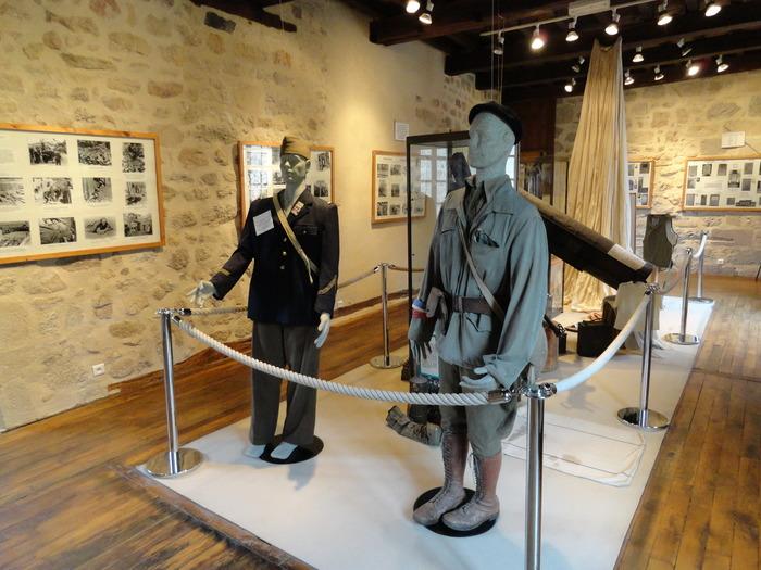 Journées du patrimoine 2018 - Visite guidée du musée de la Résistance de Peyrat-le-Château