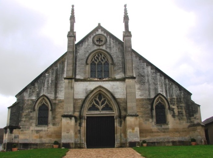 Journées du patrimoine 2018 - Visite libre et visites guidées de l'église Saint-Hélain