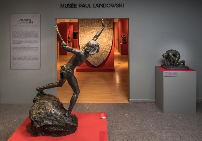 Journées du patrimoine 2018 - Visite guidée par l'arrière petit-fils du sculpteur