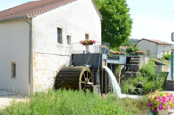 Journées du patrimoine 2018 - Visite du moulin à eau