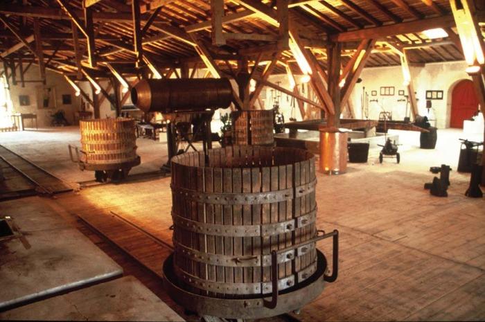 Journées du patrimoine 2018 - Visite guidée par le SIGM (Savoirs et Images en Graves de Montesquieu) du musée du vin et de la vigne