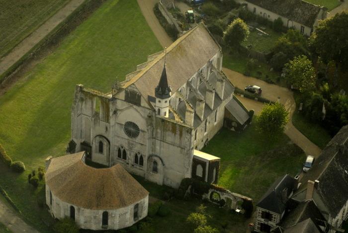 Crédits image : © Abbaye Notre-Dame du Breuil-Benoit