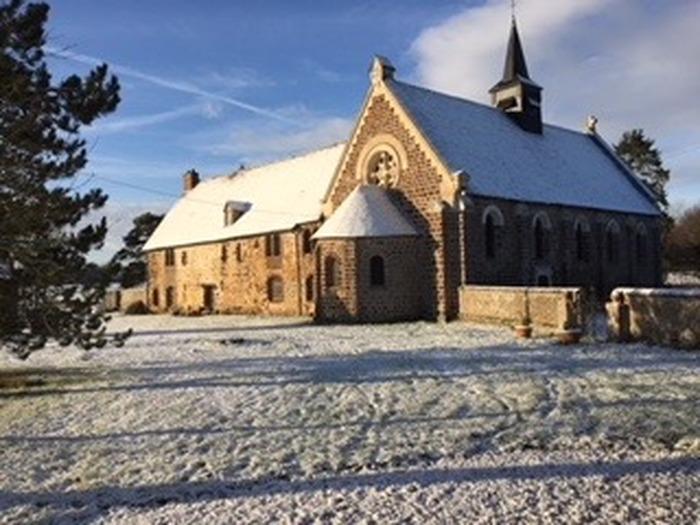 Journées du patrimoine 2018 - Visite guidée de la chapelle de Sainte-Suzanne et de la crypte