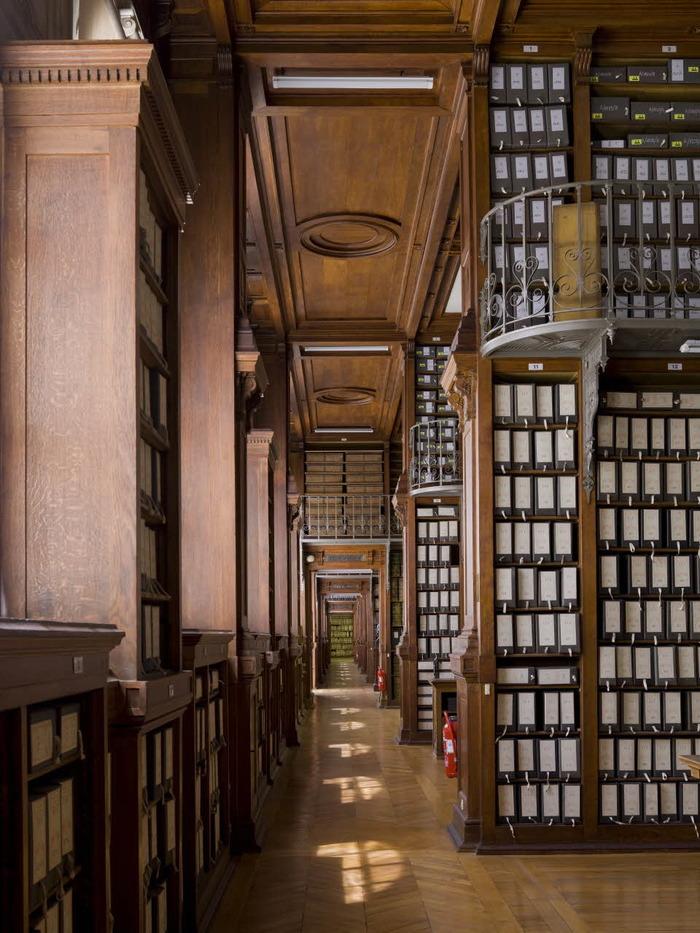 Journées du patrimoine 2018 - Visite des Grands dépôts d'archives pour les enfants