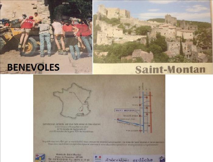 Journées du patrimoine 2017 - Visite guidée du village médiéval