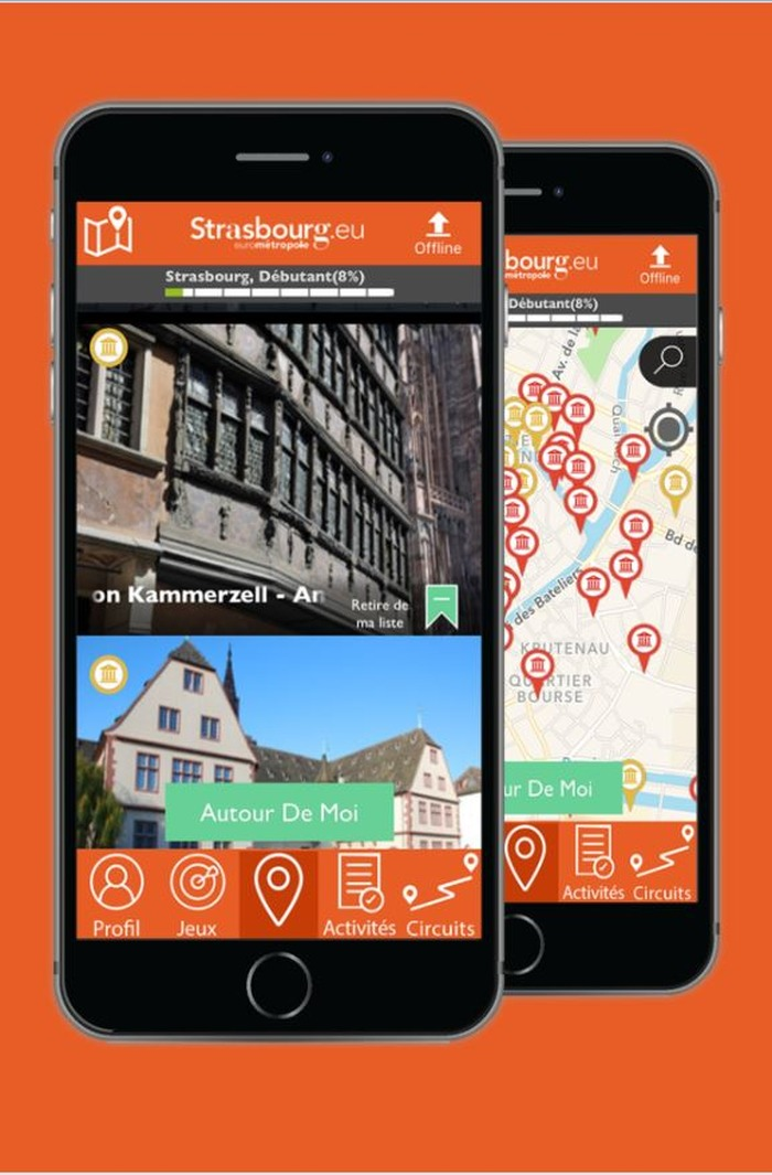 Crédits image : Monument Tracker - Ville et Eurométropole de Strasbourg