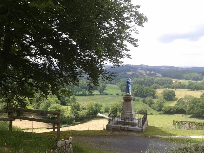 Journées du patrimoine 2018 - Visite guidée sur l'art du partage des paysages de Sermur